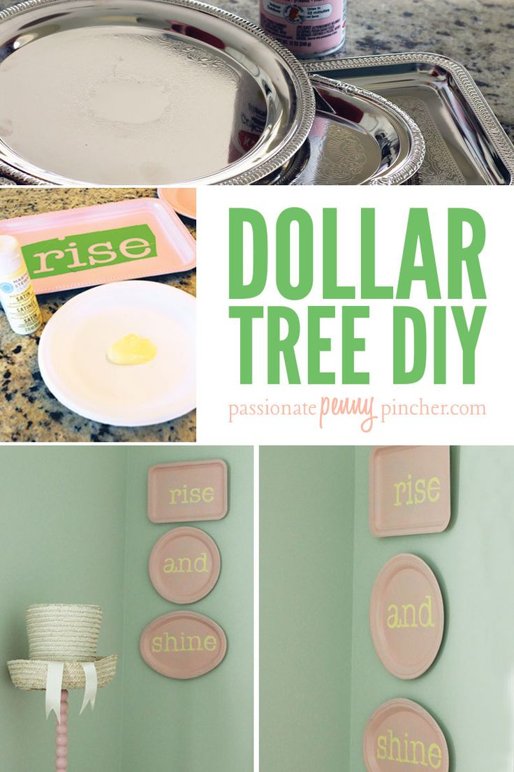Thrifty Home Decorating Projects