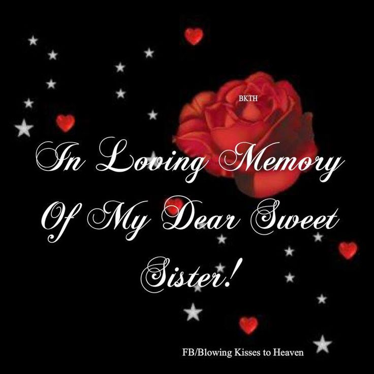 Heaven Sister Missing My Quotes