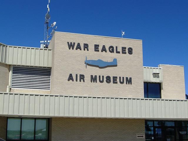 Museum Teresa Mexico New War Eagles Santa