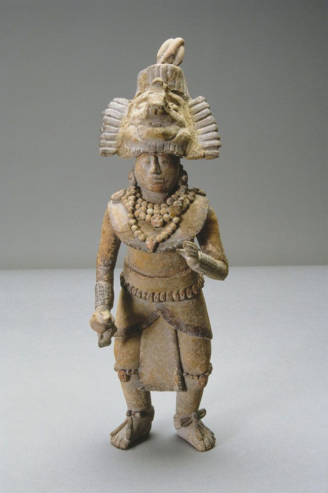 Clay Pre Figurines Columbian Ancient