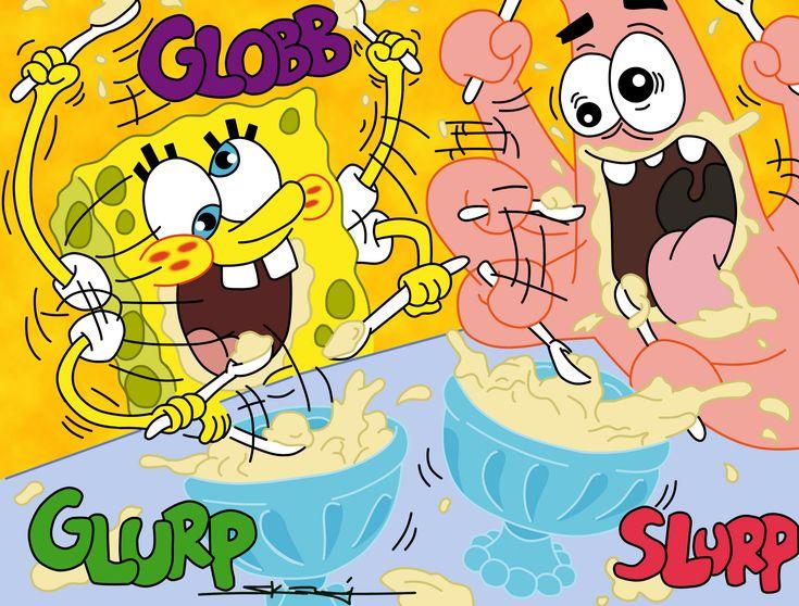Spongebob Happy 8th Birthday