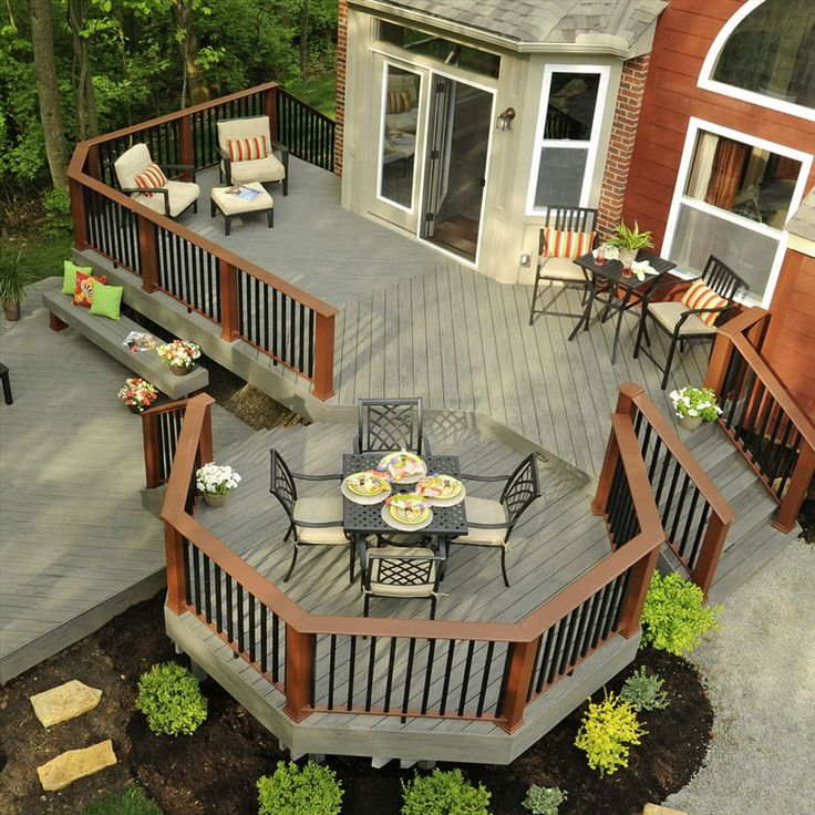 Outdoor Patio Decor On A Budget