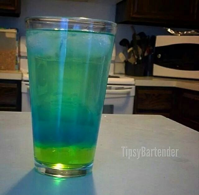 Mountain Dew Mixed Vodka