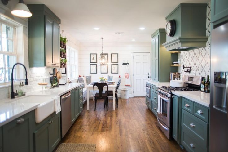Pictures Updated Galley Kitchens