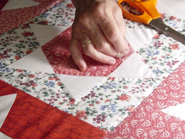 Large Hand Quilting Frames