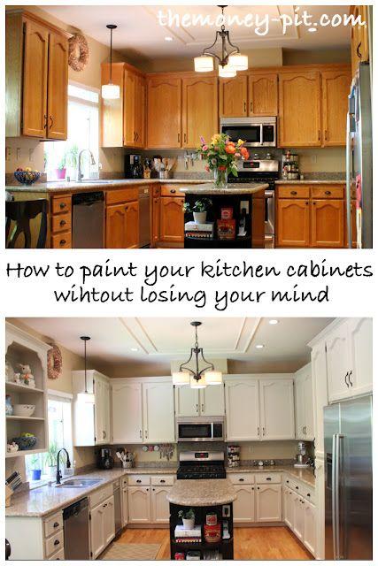 Easy Cabinet Refacing Ideas