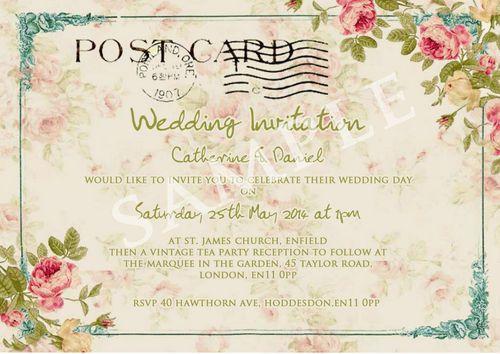 Cheap Wedding Invitations Packs