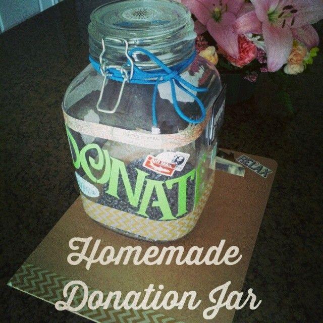 Donaton Support Fight Jar