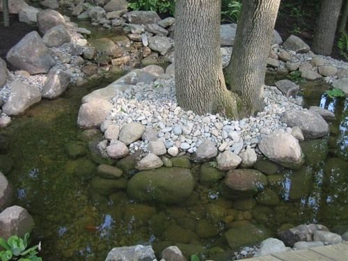 Small Pond Waterfall Ideas