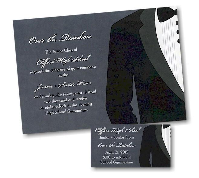 Senior Invitation Ideas