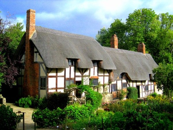 20 best images about Anne Hathaway's cottage on Pinterest ...