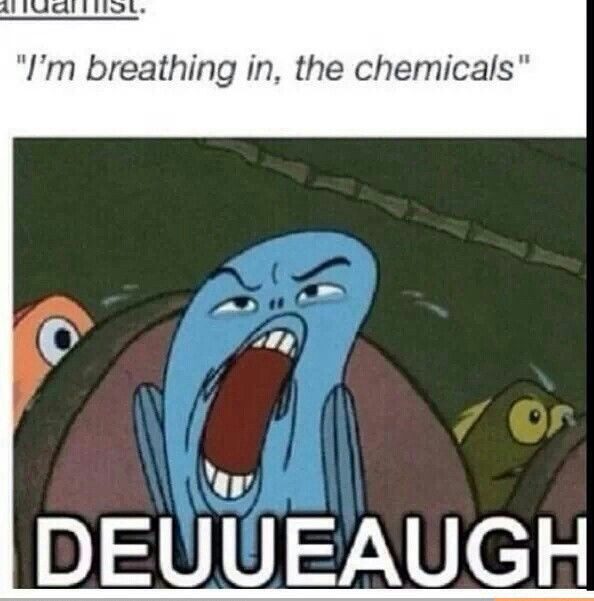 Spongebob Bad Memes Breath Clean