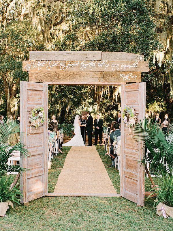 Biblical Wedding Ceremony Ideas