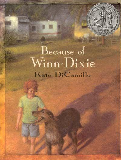 Dog Winn Dixie Store
