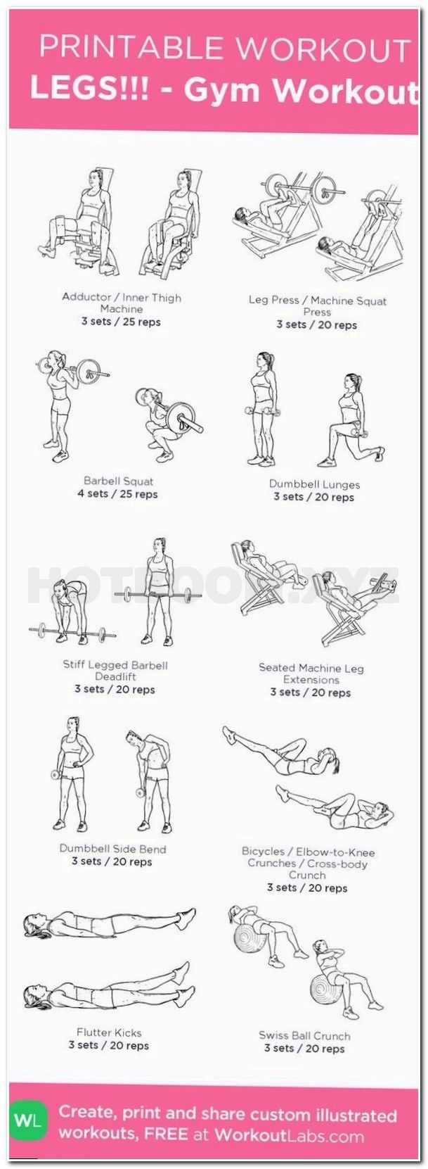 Mens Weight Lifting Routine Fat Burning