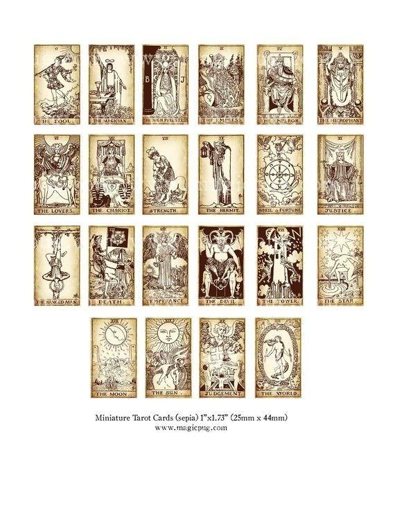Antique Dollhouse Miniature Printables Books