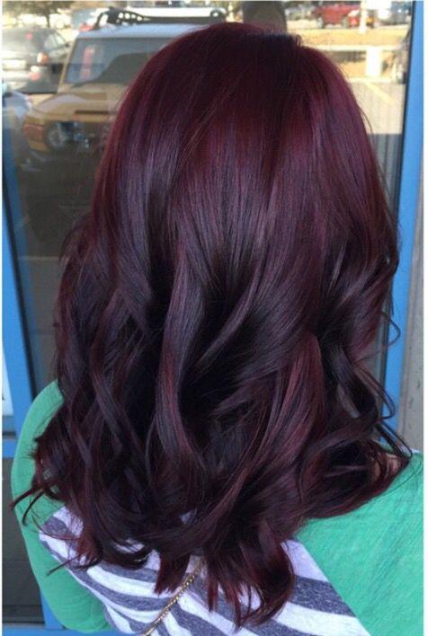 Red Foam Brown Hair Frieda John Light Color