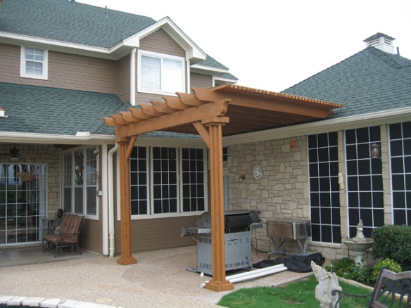 Add Covered Patio Roofs