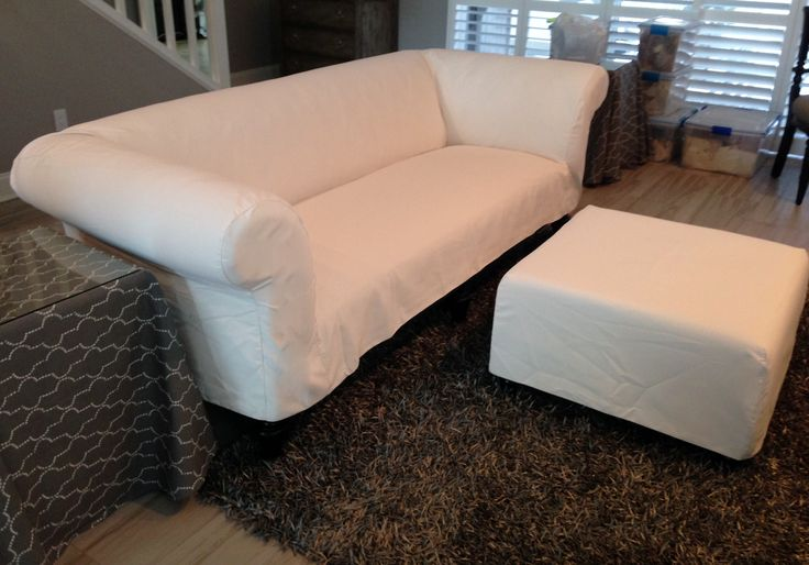 Fitted Slipcovers Custom