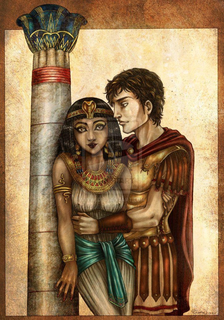 Cleopatra Husband Marc Anthony
