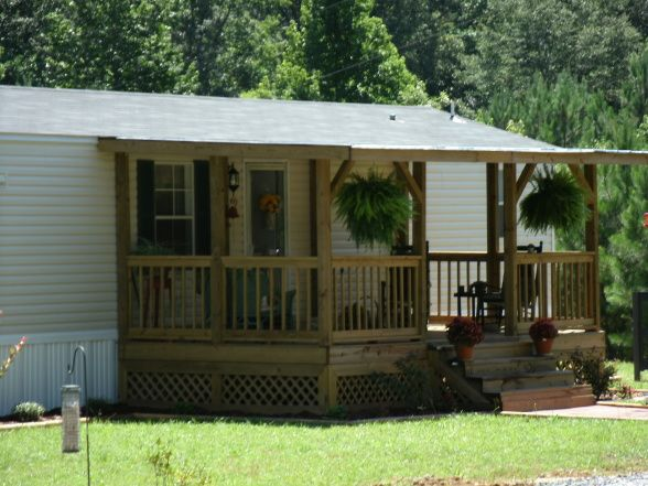 Wide Mobile Home Additions Double