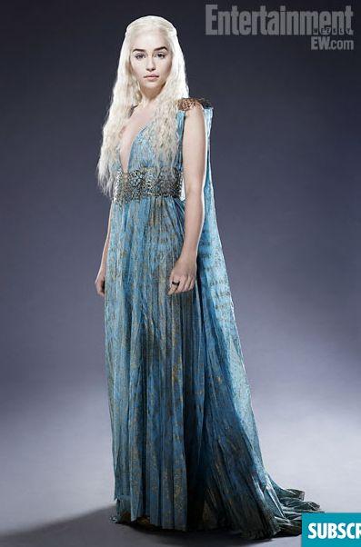 Khaleesi Game Thrones Dresses