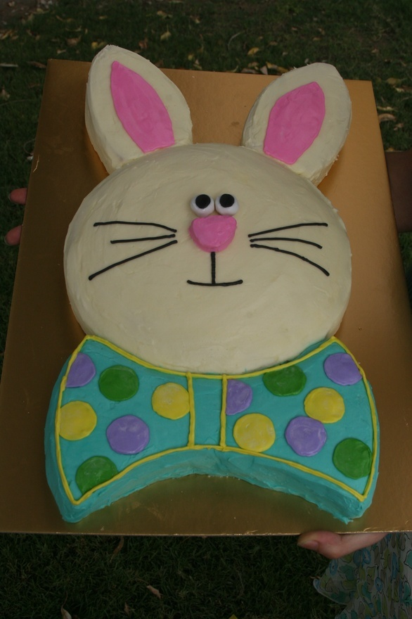 Easter Cakes Round