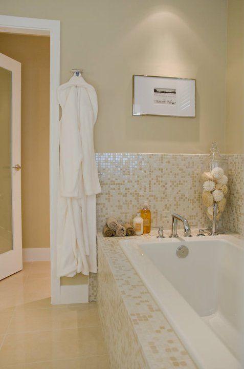 145 Best Images About Tile Designs Bathrooms On Pinterest