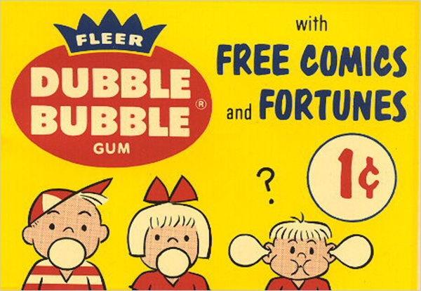 Who Invented Bazooka Bubble Gum