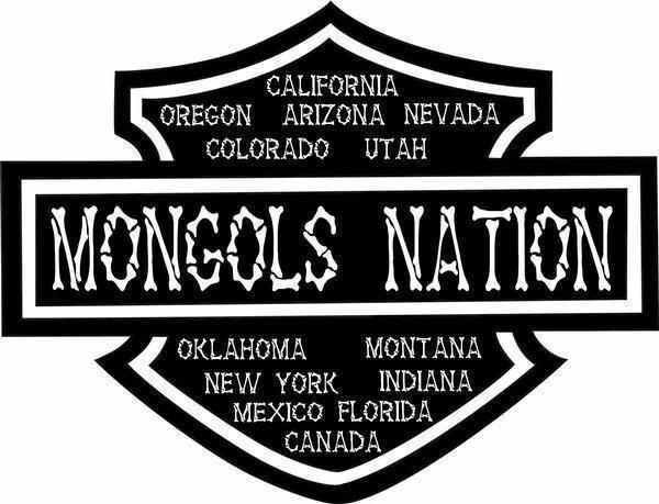 Mongols Vs Hells Angels