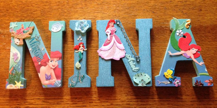 Ariel Disney Theme Nursery
