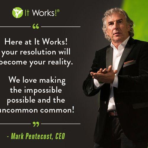 Itworks Greens Info Go