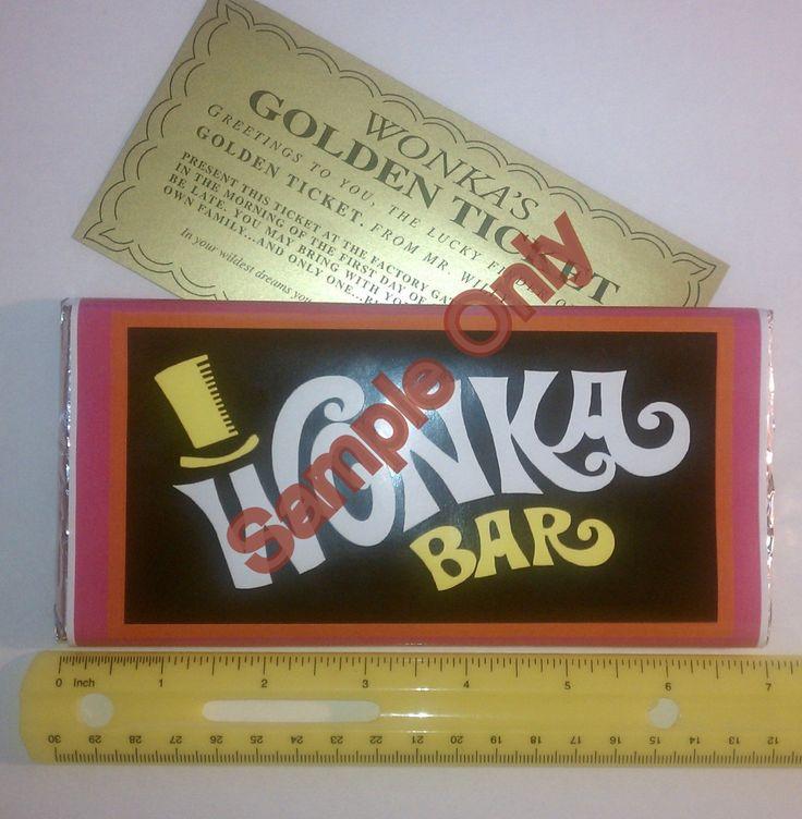Blaster Candy Bar Wrapper