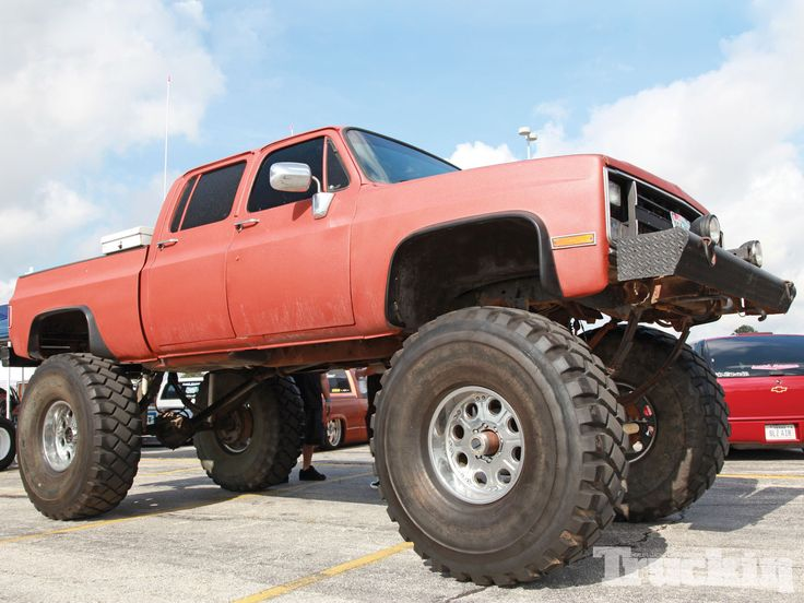 129 Best Images About Crew Cab Square Bodies On Pinterest