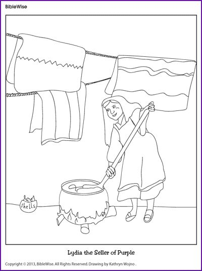 Lydia and paul coloring page google search coloring, jesus loves me coloring page