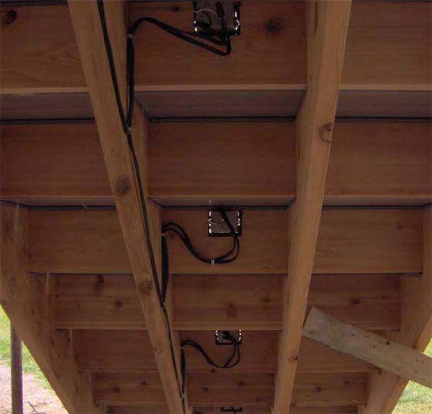 Outdoor Deck Light Kits