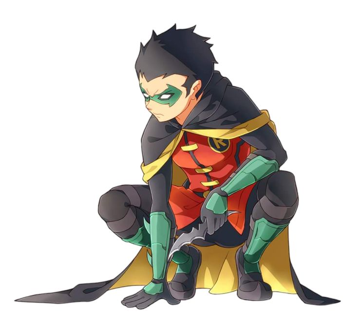 67 best images about Damian Wayne on Pinterest