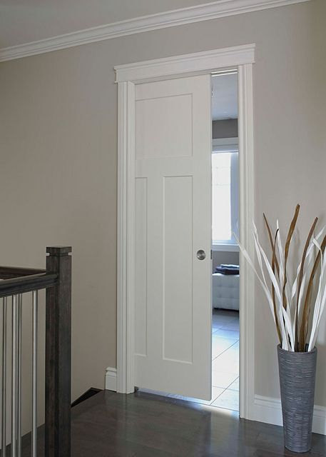 Craftsman Iii Smooth Finish Moulded Interior Door By Jeld