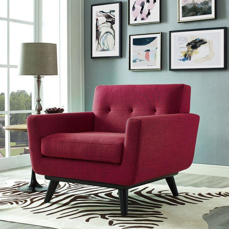 Red Living Room Furniture
