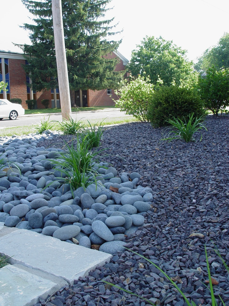 Beach Rock Landscaping