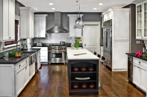 Kitchen Paint Colors White Cupboards