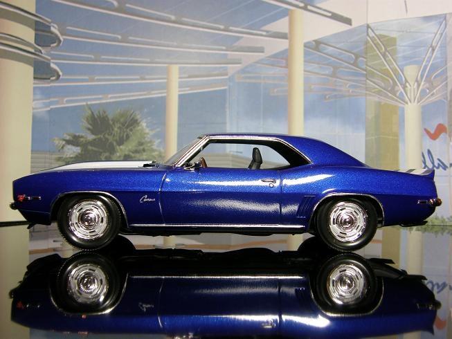 Camaro 1968 Paint Custom Jobs