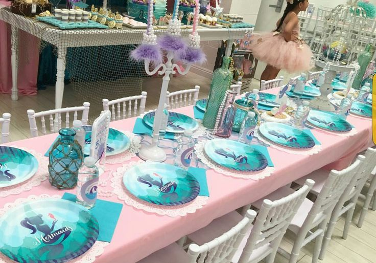 205 Best Images About Mermaid Pool Party On Pinterest