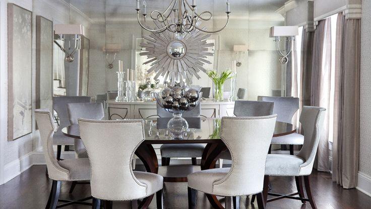 Designer Dining Room Sets