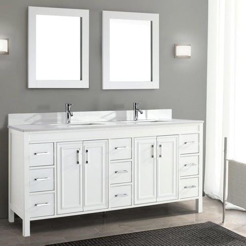 Costco Bathroom Vanities Single Sinks