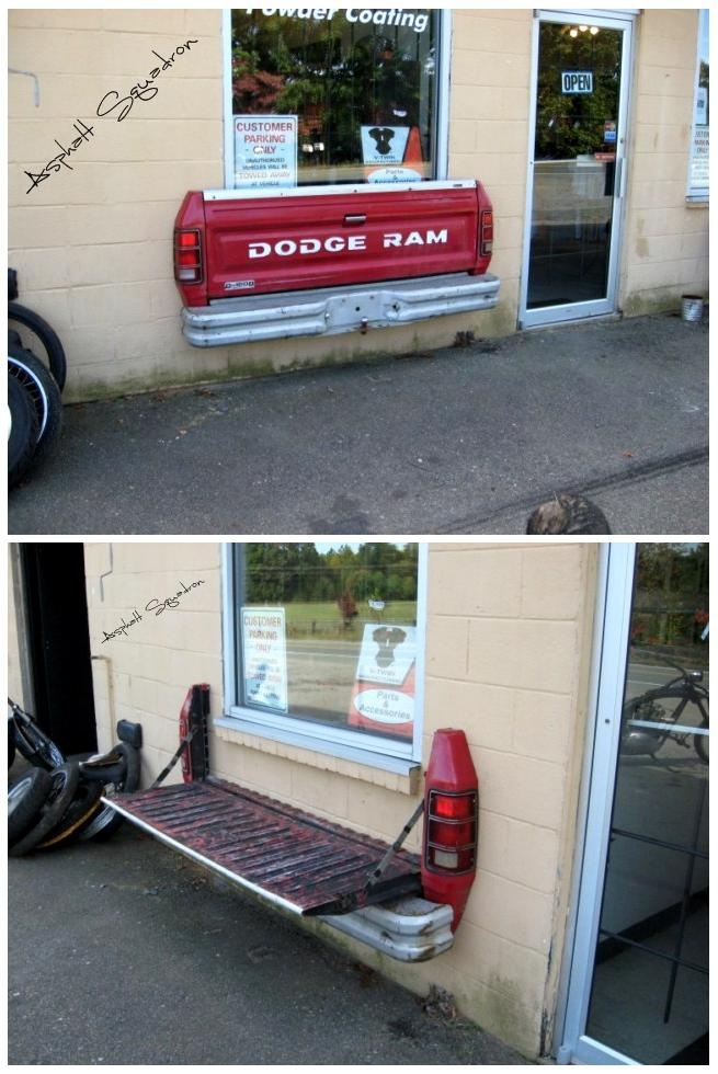 Wall Mounted Tailgate Bench So Freakin Cool I Just