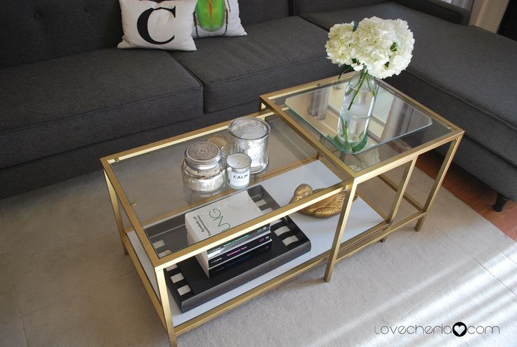 Coffee Table Ikea Vittsjo