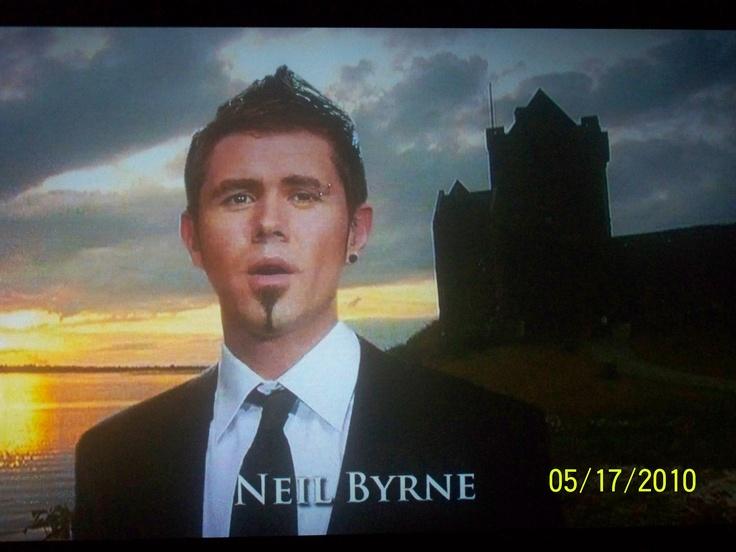 Ryan Kelly Celtic Thunder Married