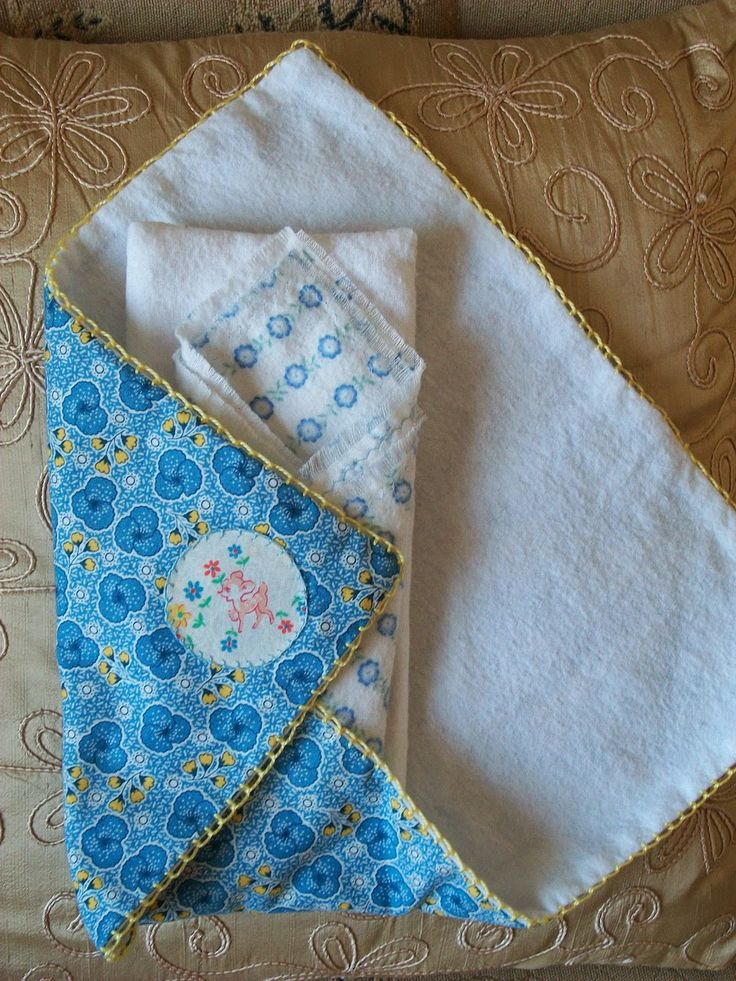 Angel Blanket Pattern