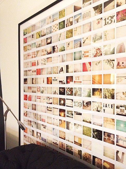 Large Collage Frames Extra Wall